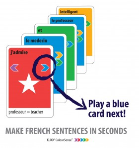 Teach me French Card Games