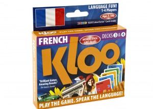 French Language Games Pack 2 (Decks 3 & 4)