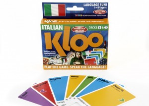 KLOO Learn Italian Games Pack 1