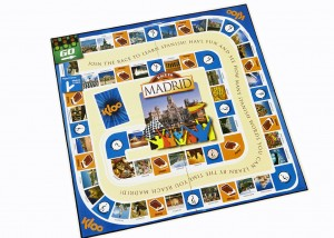 Learn Spanish Board Game