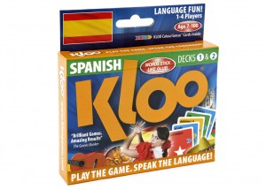 Spanish Language Games