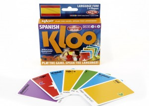 Learn Spanish Language Game