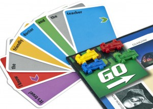 Learn English with KLOO's TEFL Board Game Race to London