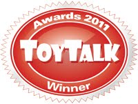 ToyTalk Best Board game of the Year
