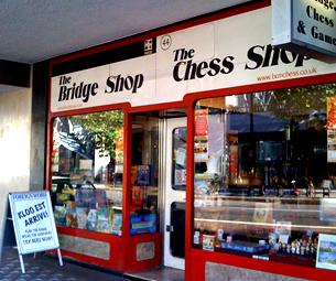 Chess & Bridge shop