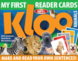 KLOO sells French, Spanish, English and Italian Language Games