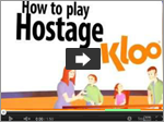 Learn French game for kids Hostage