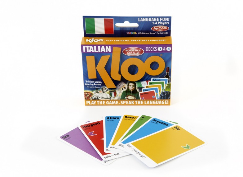 Italian Pack 2 (Decks 3 & 4)
