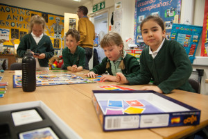 Primary School learns Spanish with KLOO MFL Games