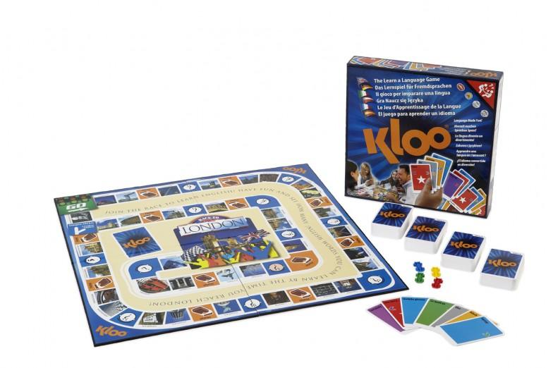 Learn English Board Game