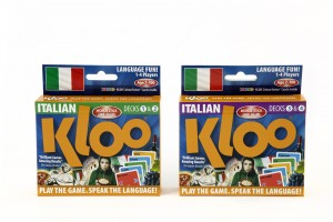 Learn Italian Card Games