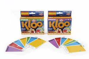 Spanish card games for learing Spanish