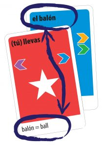 Learn Spanish words as you Play
