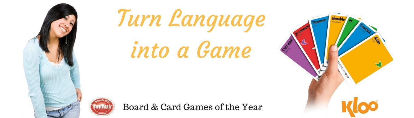 Kloo Games – Play the Game  Speak the Language